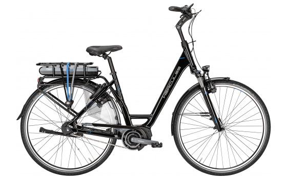 Roys Bike Shop rent ebikes Hercules Nizza F8 Shimano eBike