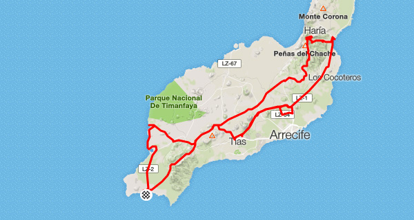Island Loop to Arrieta